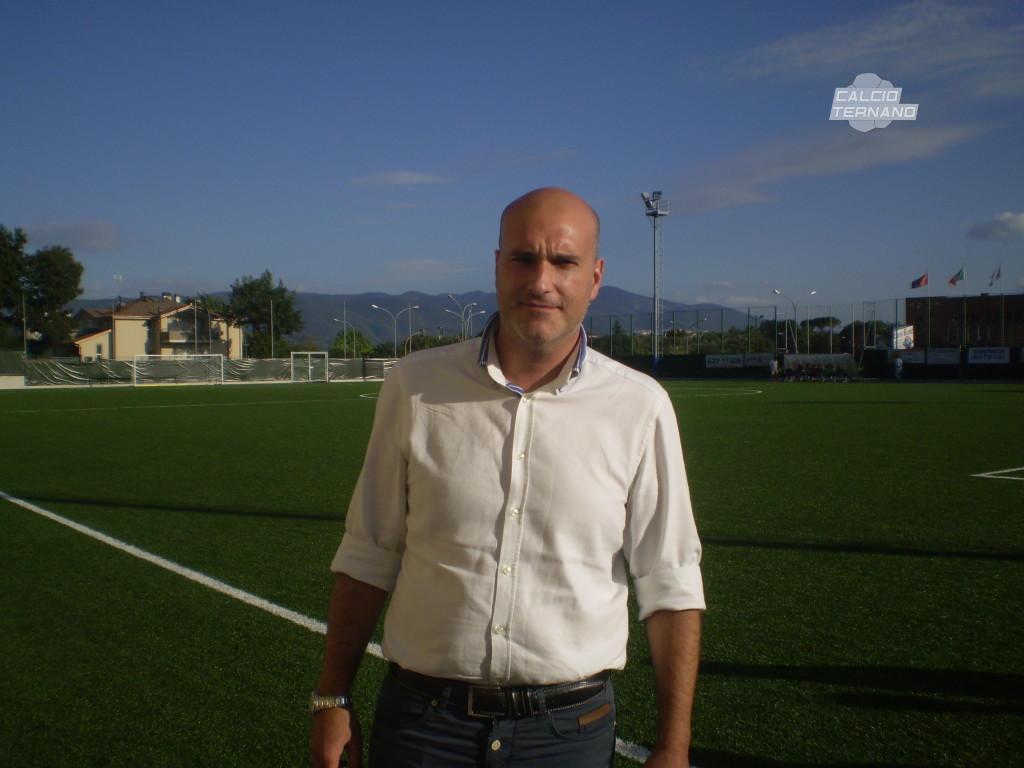 Campitello, Cristiano Castellani 'Salvezza e valorizzazione dei giovani'