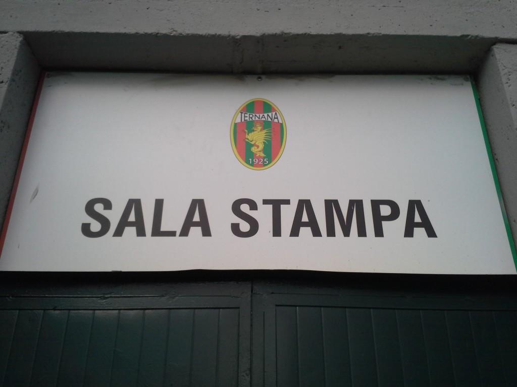Ternana-Palermo, De Canio e Stellone in diretta post partita