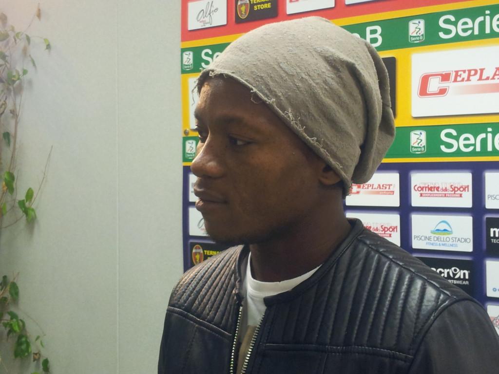 Ferentillo Valnerina ufficiale, Salif Dianda in gialloverde