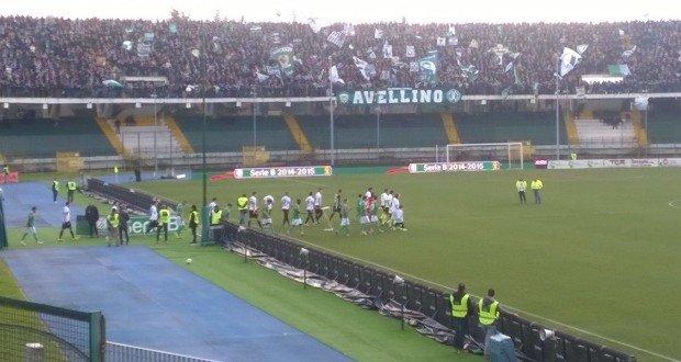 Avellino-Ternana, una maglia per Luigi