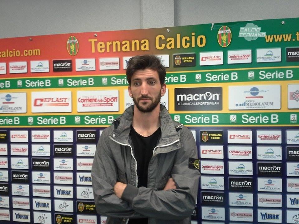 Ternana-Avellino, Davide Gavazzi