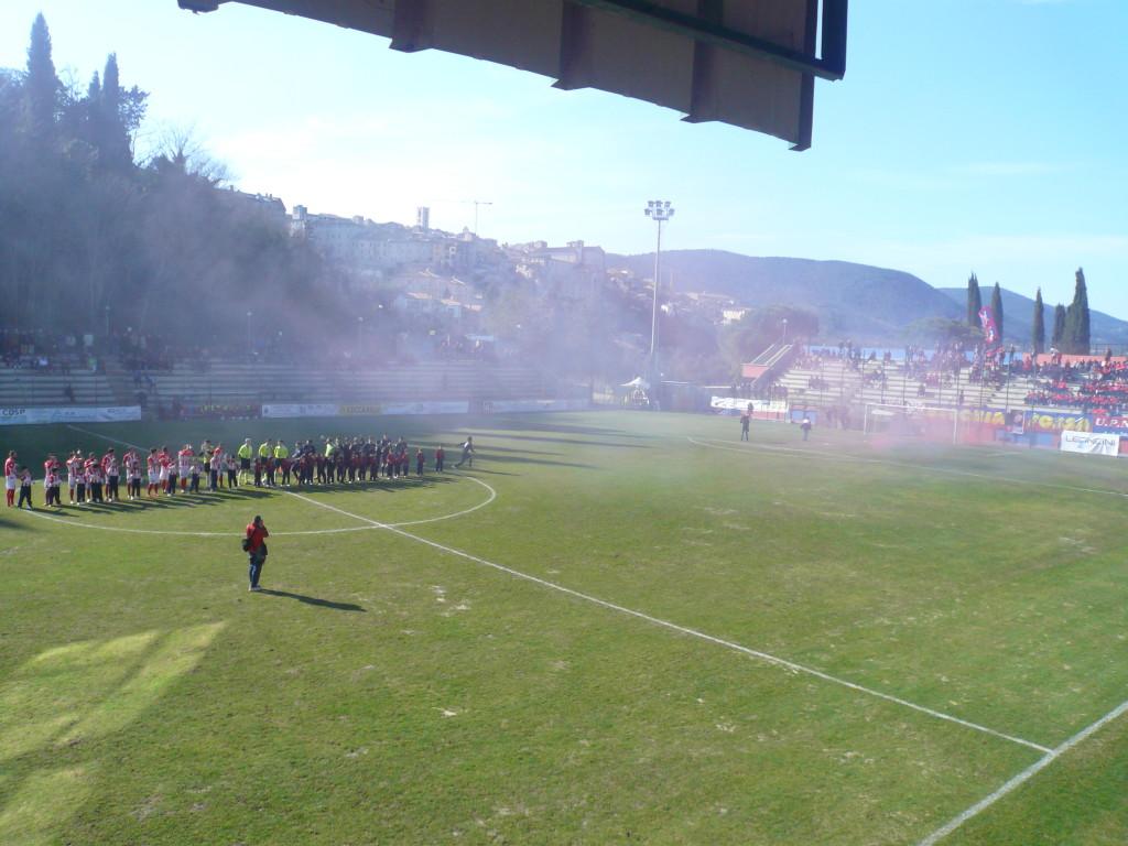 Narnese-Orvietana, il derby ternano anticipato al sabato