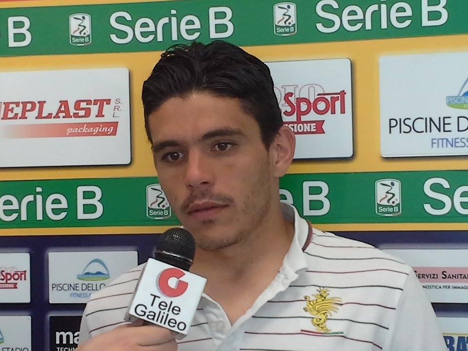 Ternana Calcio ufficiale, Fazio è un calciatore rossoverde