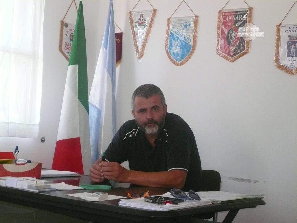 Amerina, Marco Pernazza 'Ci crediamo fino alla fine'