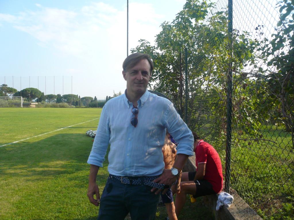 Narnese, Gianluca Gambini 'Ottimo il lavoro del tecnico e del suo staff'