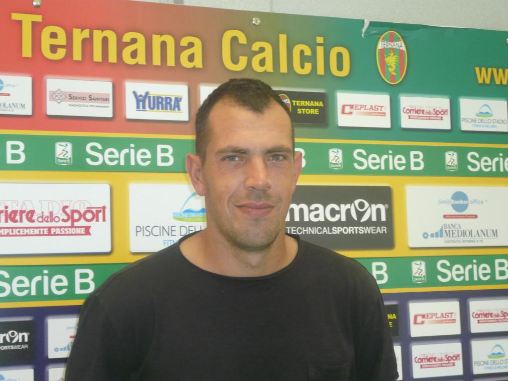 Ternana calcio mercato, ultime novità su Luca Mazzoni