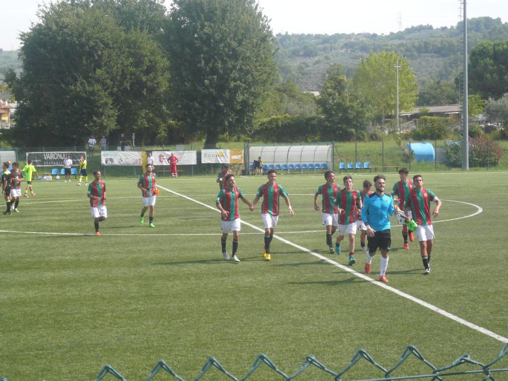 Ternana calcio, la crescita dei giovani rossoverdi