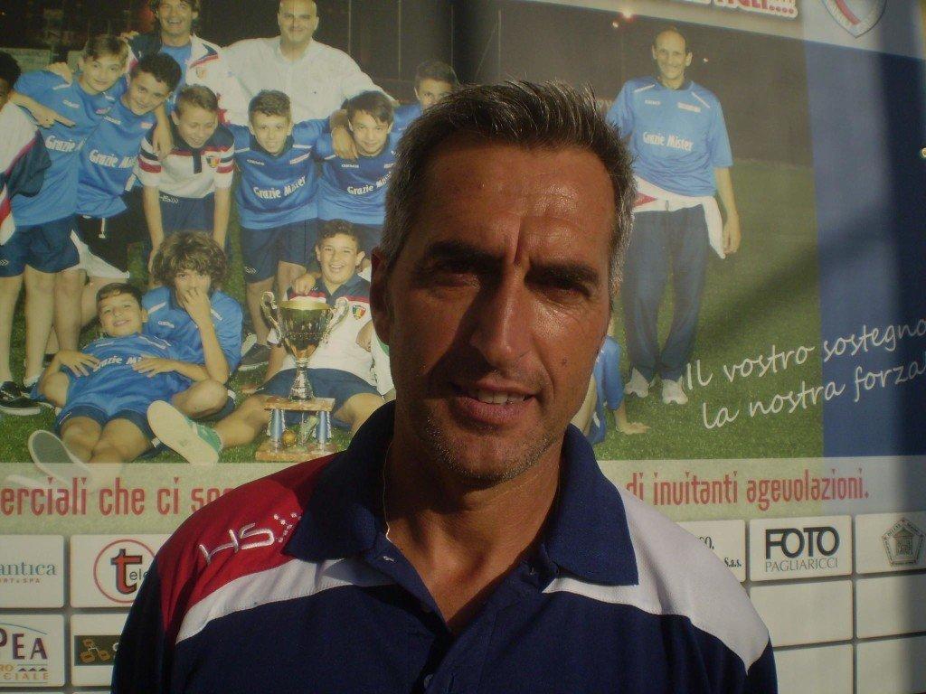 Narnese ufficiale, Luciano Proietti è il nuovo tecnico rossoblù
