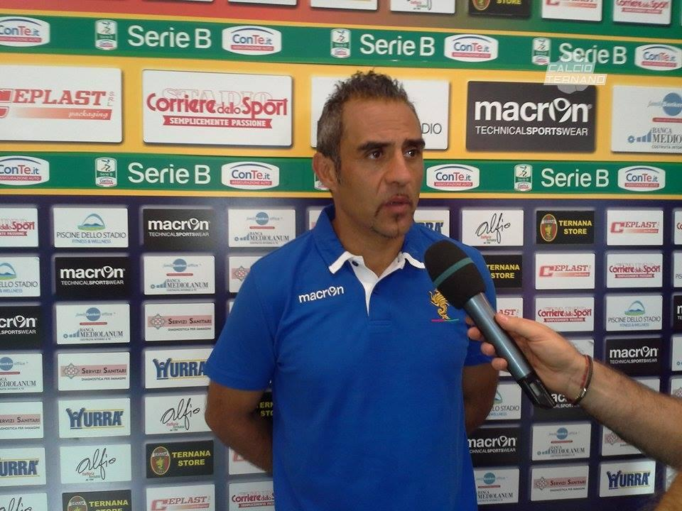 """Ternana, Domenico Toscano 'I rossoverdi devono fare punti!"""""""