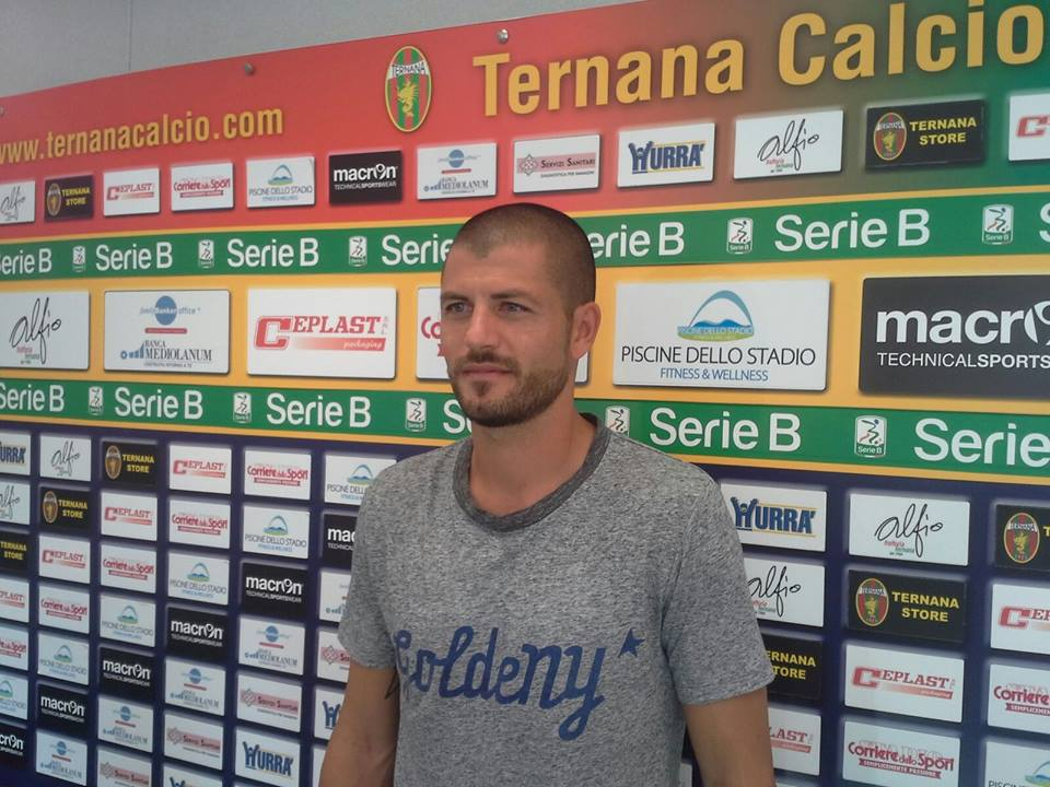 Calciomercato Ternana, biennale al Perugia per Damiano Zanon
