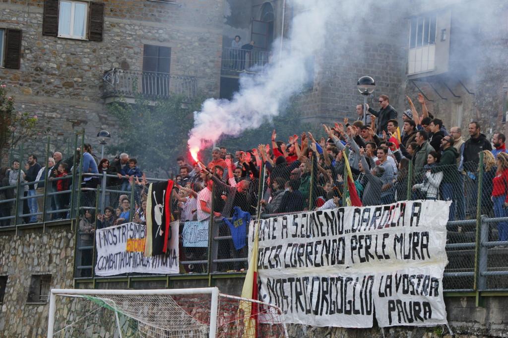 Pro Ficulle, Massimiliano Pagnotta festeggia i 100 gol
