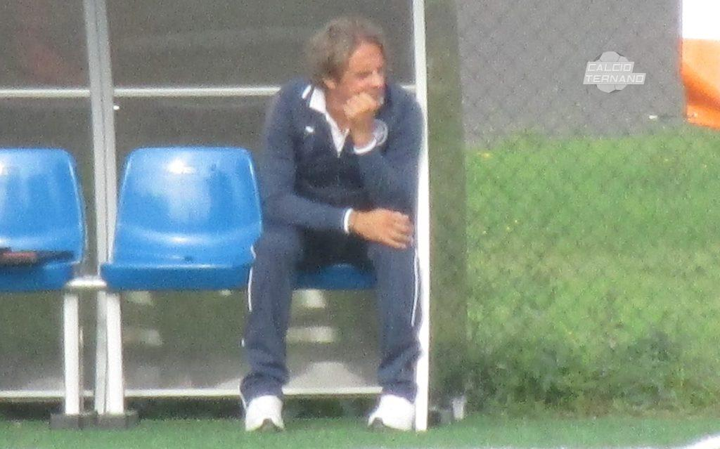 Eccellenza umbra, Alessandro Cavalli è il nuovo allenatore dello Spoleto