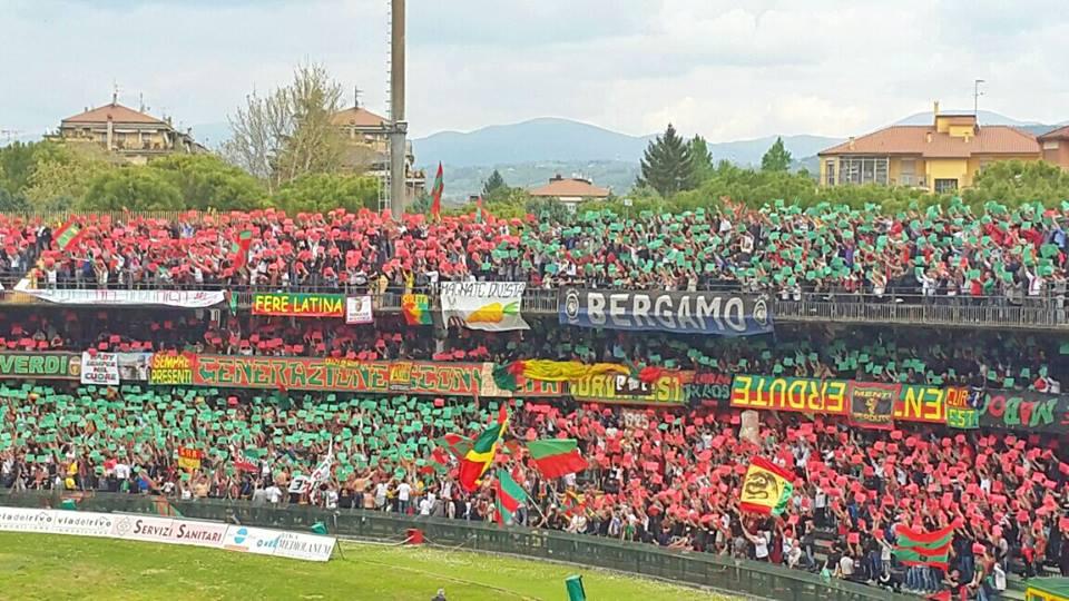 Ternana-Perugia, i precedenti allo stadio Libero Liberati