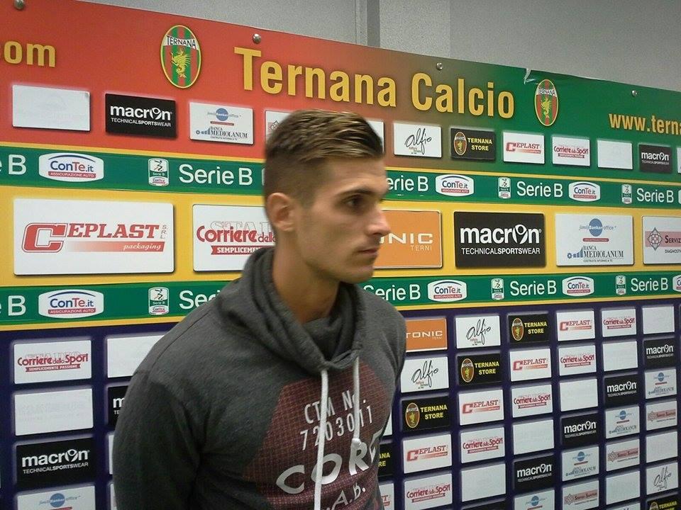 TTernana, ufficiale Marko Dugandzic al Matera