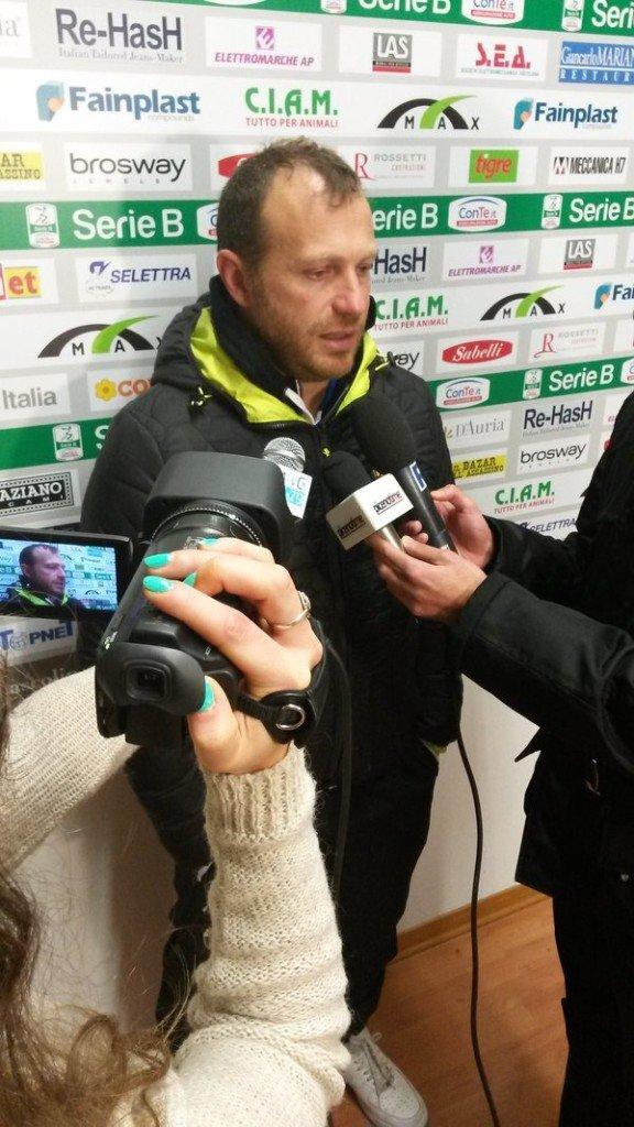 Serie B, ufficiale Breda nuovo tecnico del Perugia