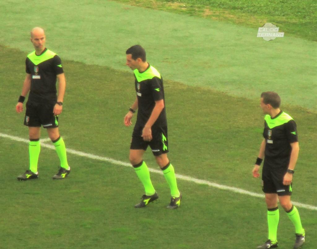 Parma-Ternana, l'arbitro dell'incontro dei rossoverdi