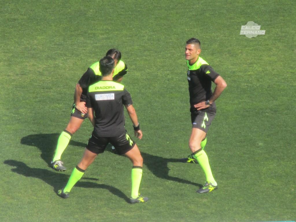 Carpi-Ternana, l'arbitro del match dei rossoverdi
