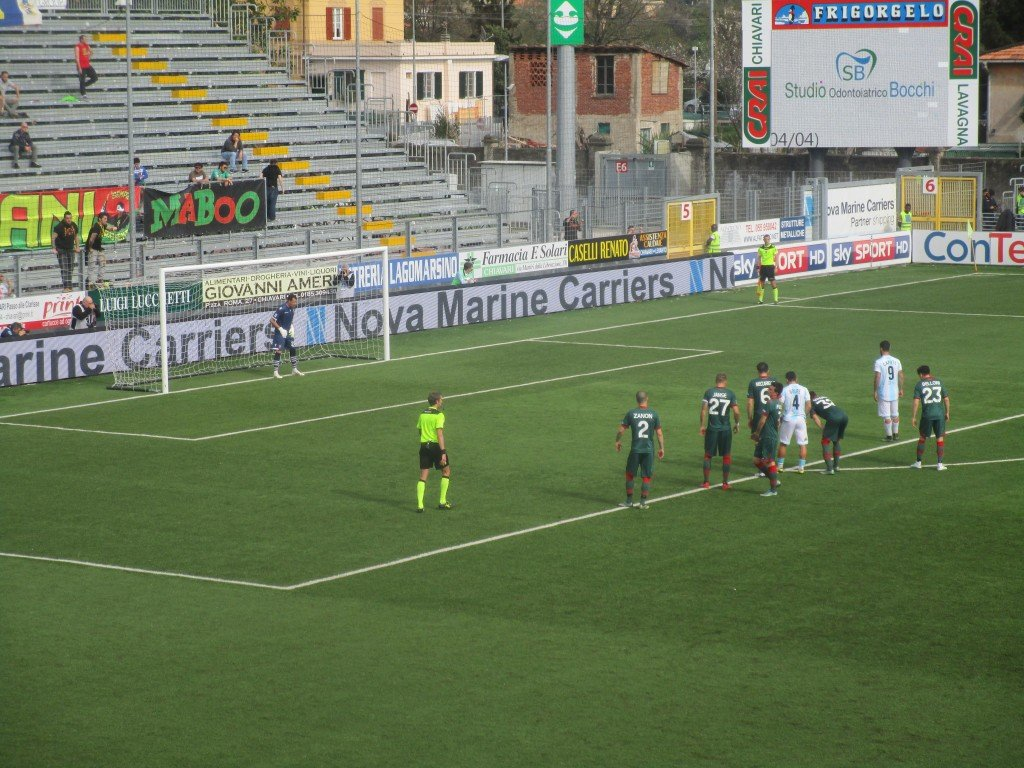 Ternana ufficiale, sospese le partite dell'Entella in Serie C