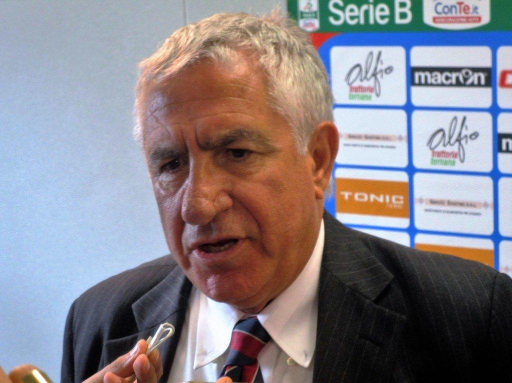 Calciomercato Ternana, Giuseppe Ursino 'Trattative per Di Roberto e Firenze'