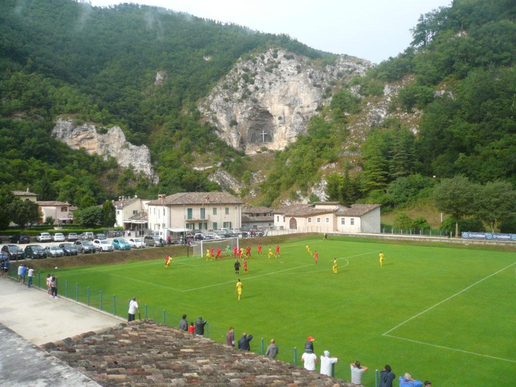 Ternana-Perugia, biancorossi in ritiro a Roccaporena