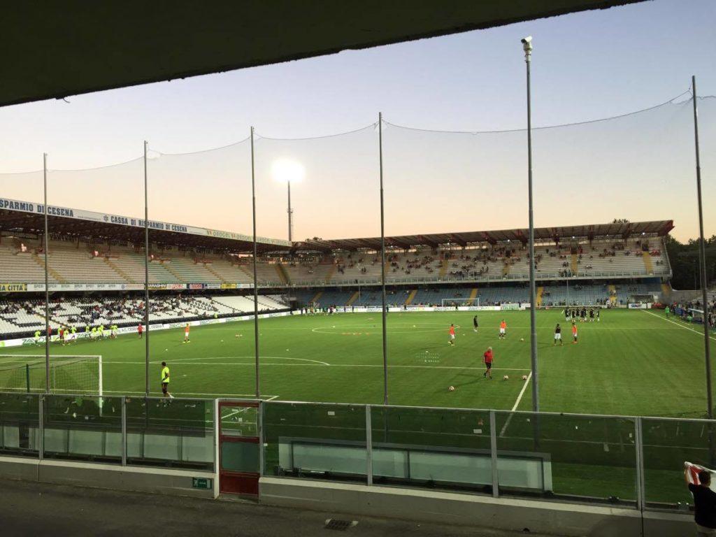 Cesena-Ternana ufficiale, trasferta libera per i tifosi rossoverdi