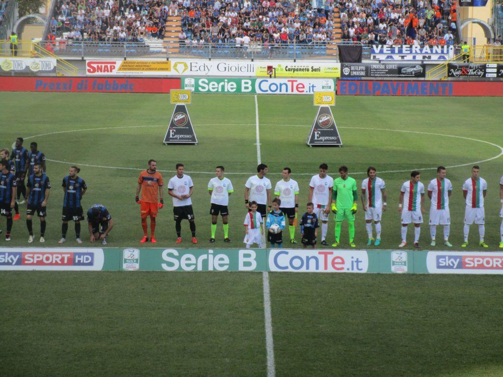 Serie B Avellino-Latina, probabili formazioni ed ultime dai campi