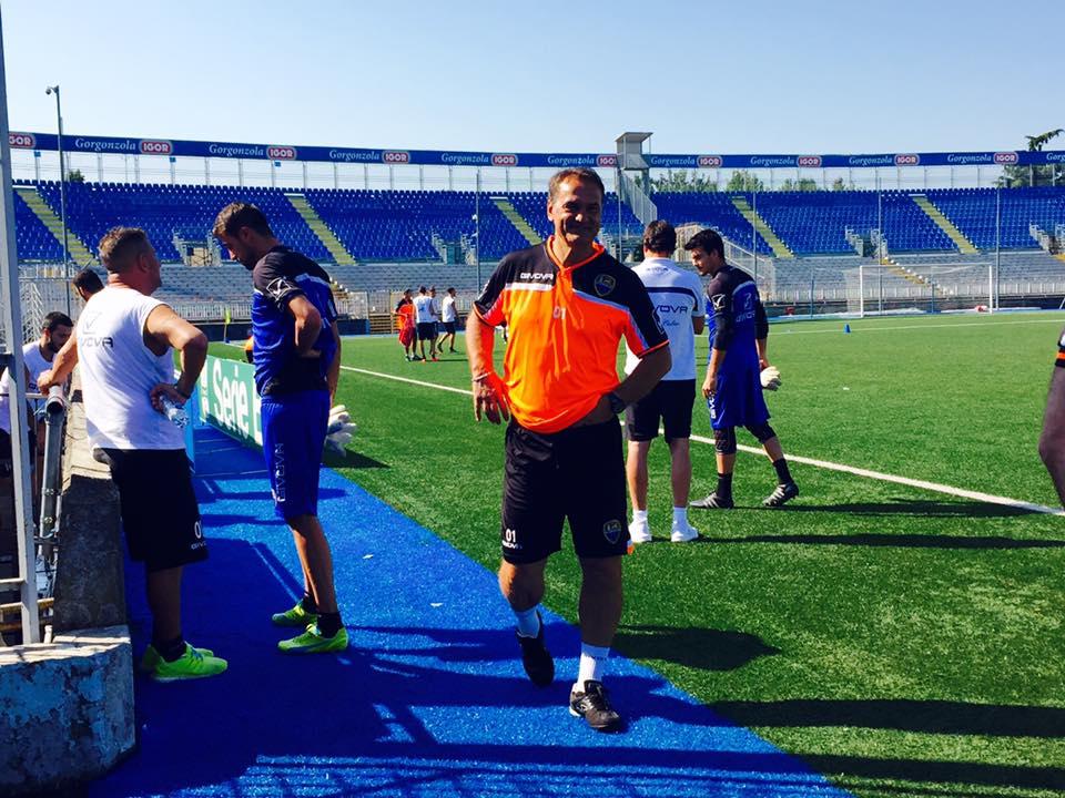 Serie B, ufficiale a Latina 'Piena fiducia a Vincenzo Vivarini'