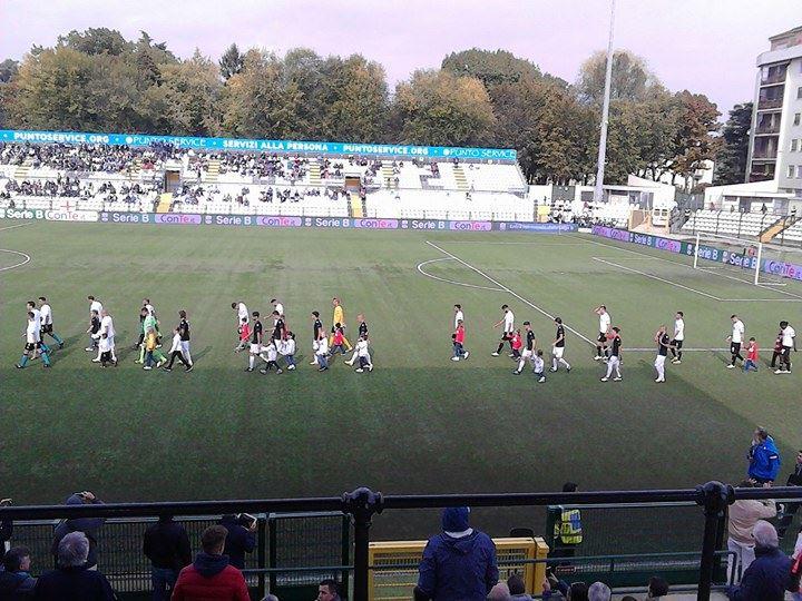 Pro Vercelli-Ternana, segui il match in diretta con Calcio Ternano