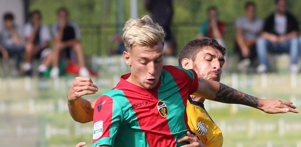 Ternana-Palermo, Antonino La Gumina 'Dispiace aver segnato ai rossoverdi'
