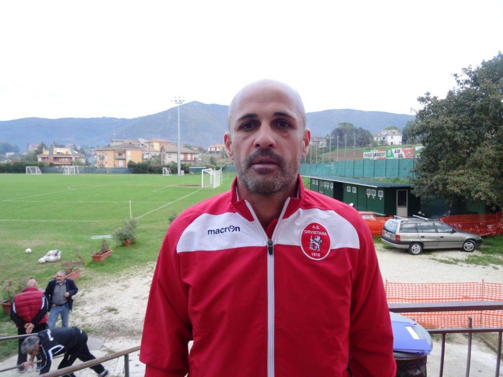 Orvietana ufficiale, Riccardo Fatone non è più il tecnico
