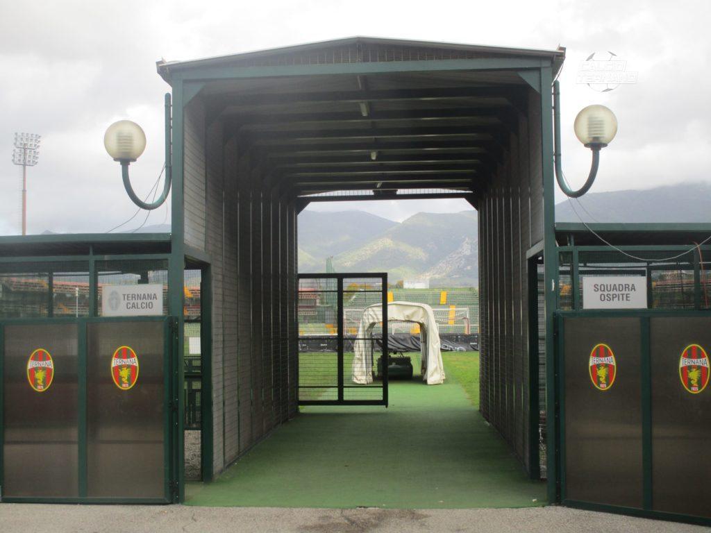 Ternana-Perugia, ordinanza del Comune sulla circolazione stradale