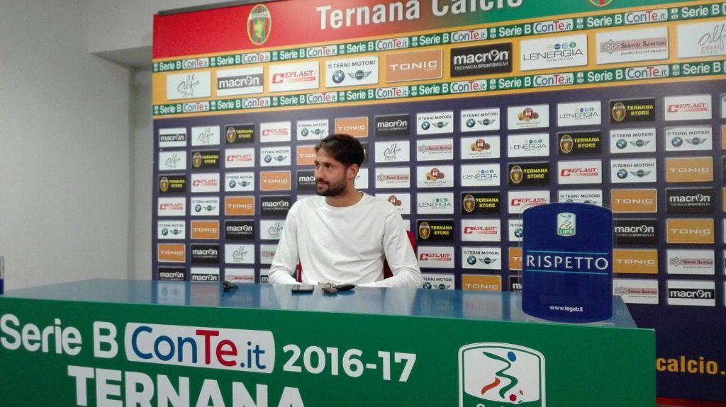 Calciomercato Ternana, Federico Cavalli 'Bari piazza gradita per Masi'