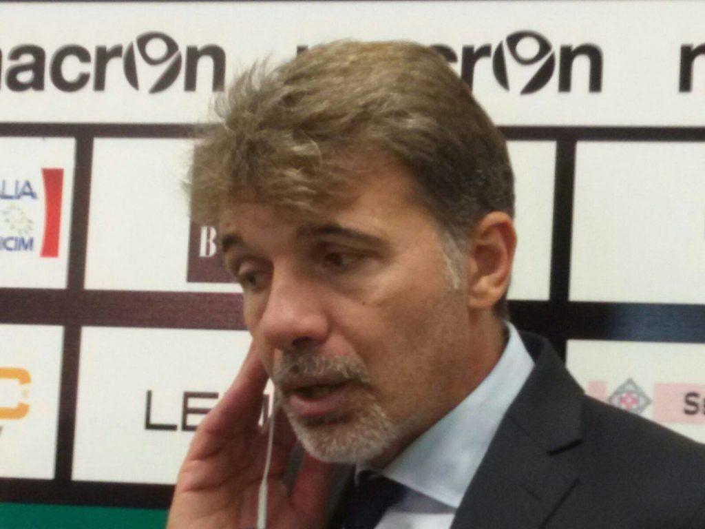 Benevento-Ternana, Marco Baroni