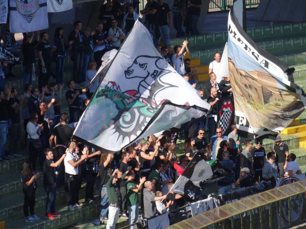 Ternana calcio, road to ripescaggio: corteo dei tifosi del Cesena
