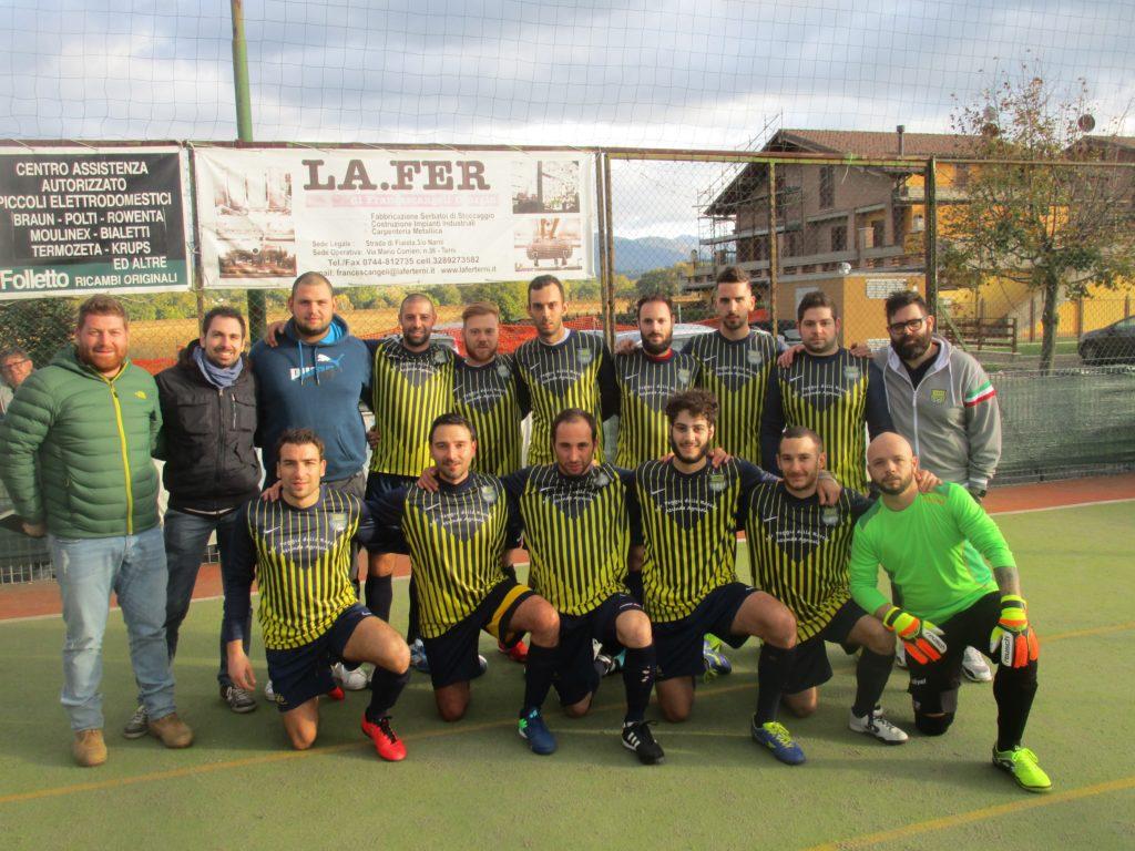 Ponte San Lorenzo, ufficiale finalmente è Serie C1