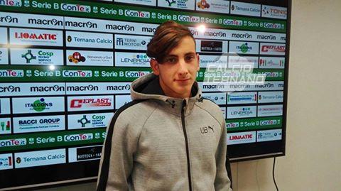 Ternana, ufficiale Luca Germoni nuovo giocatore del Parma