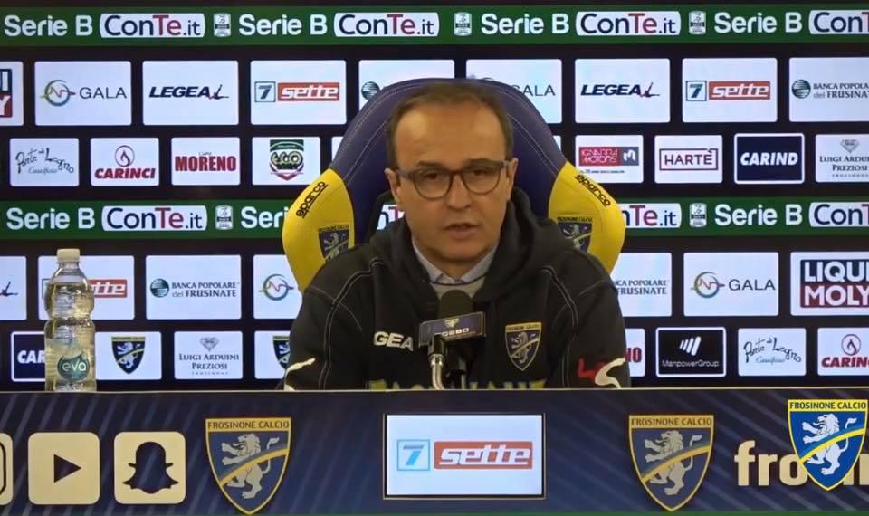 Ternana-Frosinone, Pasquale Marino