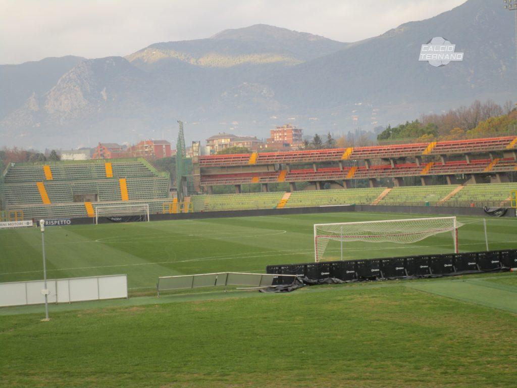 Ternana-Trapani Tim Cup, segui la diretta con Calcio Ternano