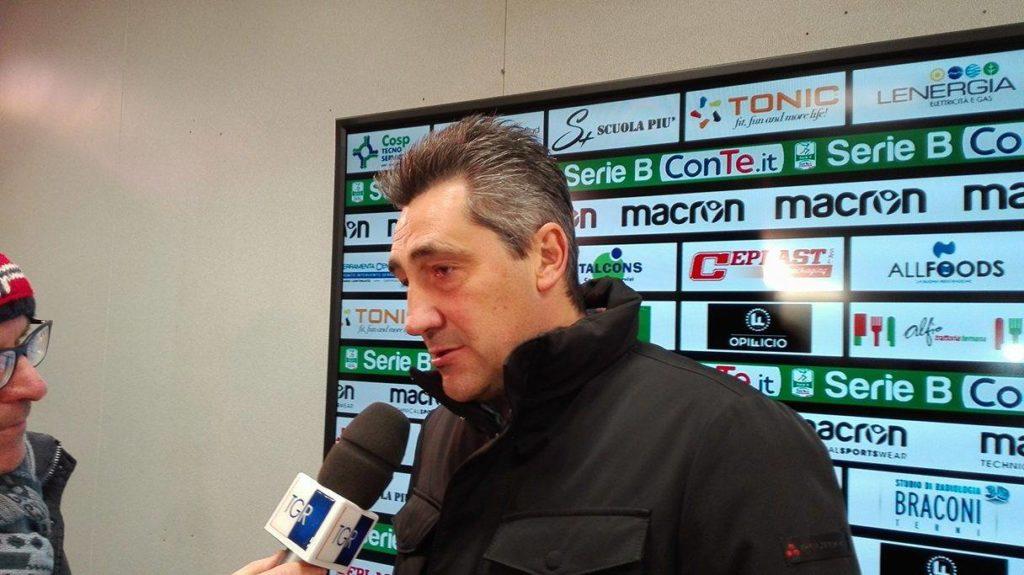 Serie B ufficiale Entella, Alfredo Aglietti nuovo tecnico