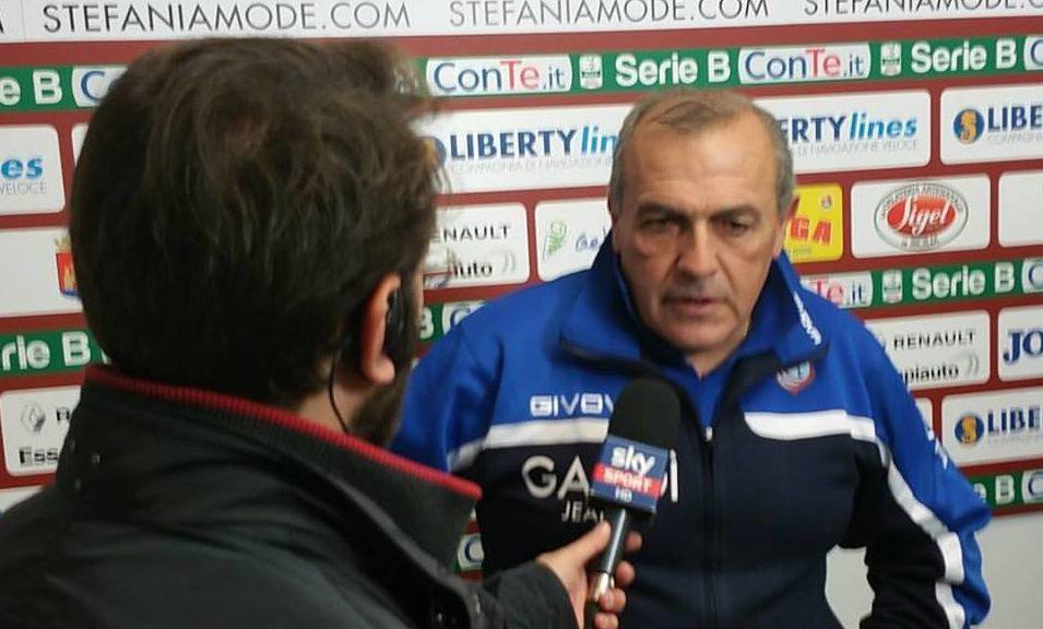 Ternana-Carpi, le dichiarazioni di Fabrizio Castori