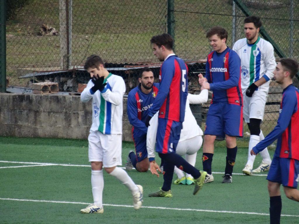 Campitello-Olympia Thyrus 0-0, parità nel derby ternano