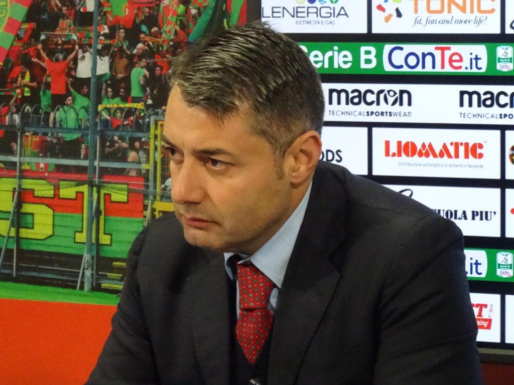 Brescia-Ternana, Danilo Pagni 'Siamo stati penalizzati'