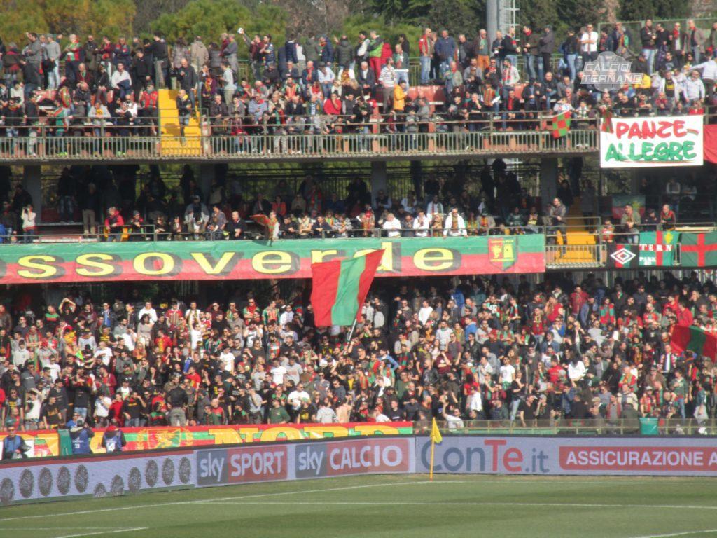 Calciomercato Ternana, obiettivo Alessandro Bruno