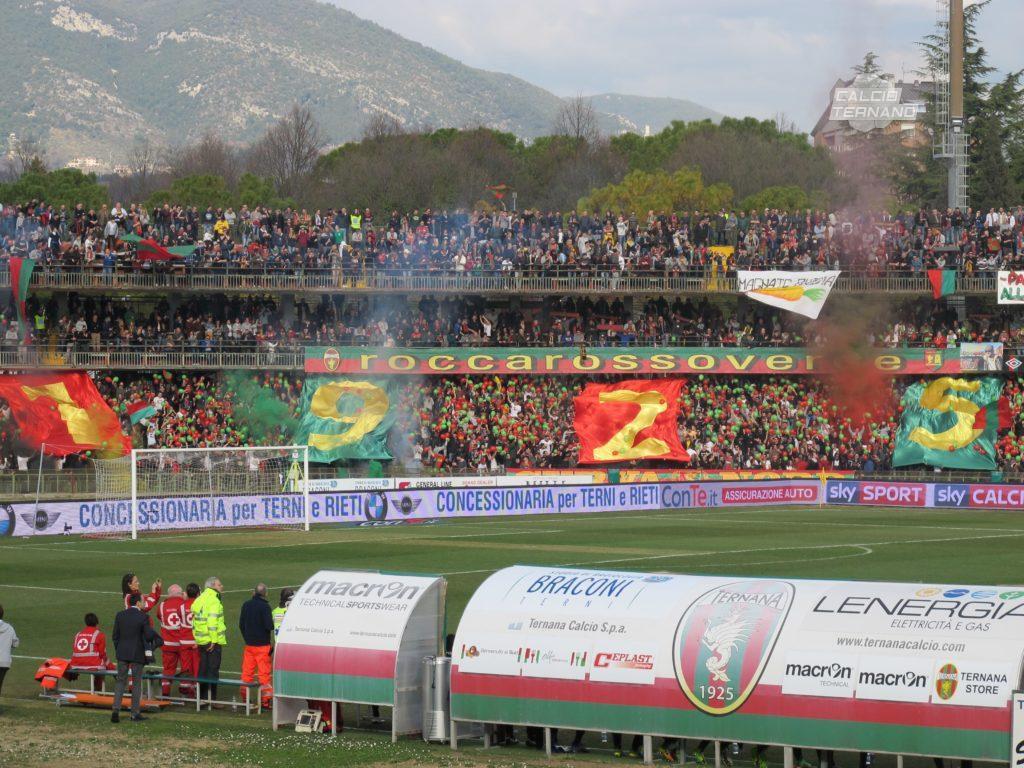 Ternana, il comunicato del Club Roccarossoverde
