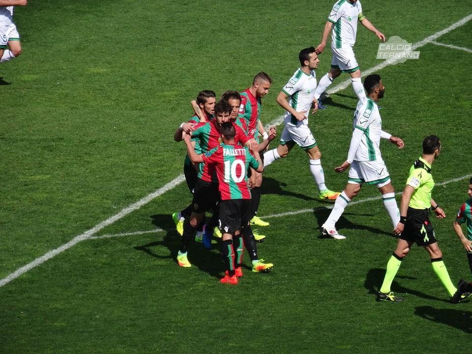 Calciomercato Ternana, la situazione sui calciatori provenienti dal Fondi