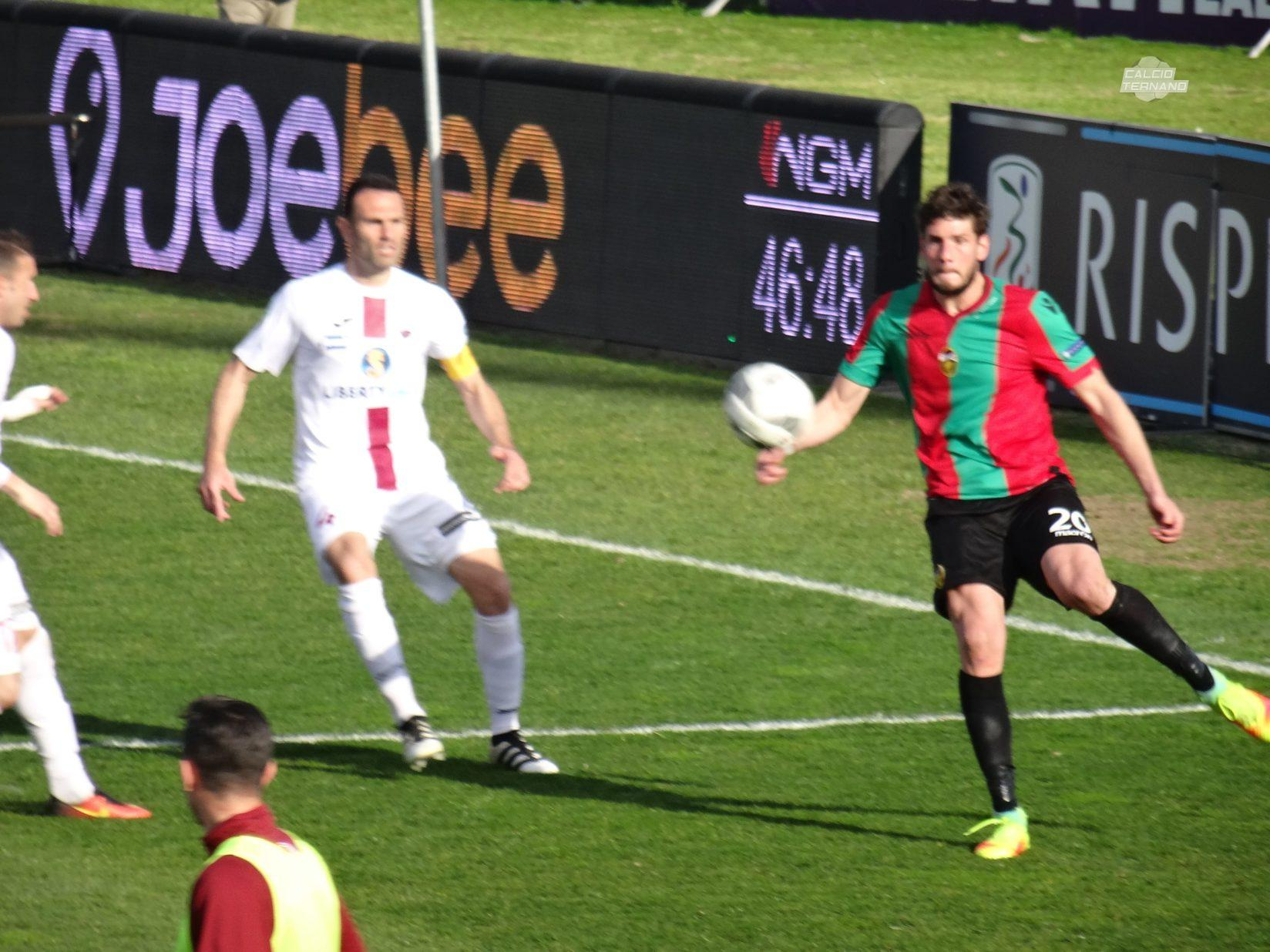 Calciomercato Ternana, pressing Verona per Felipe Avenatti