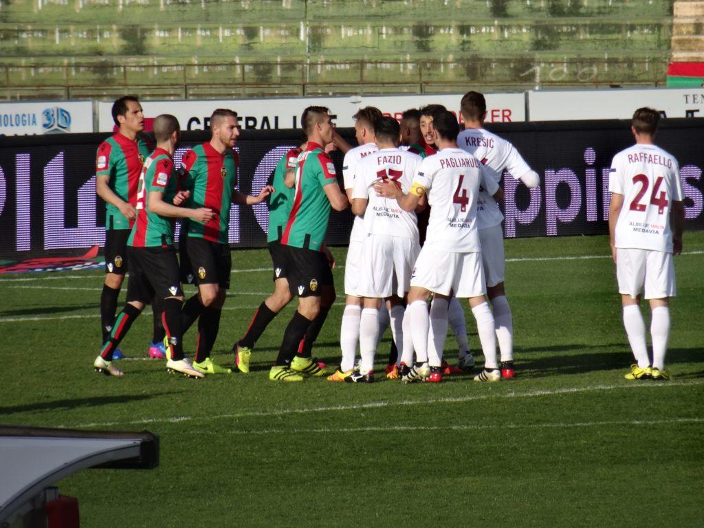 Serie B Trapani-Cesena 1-2, bianconeri corsari al Provinciale