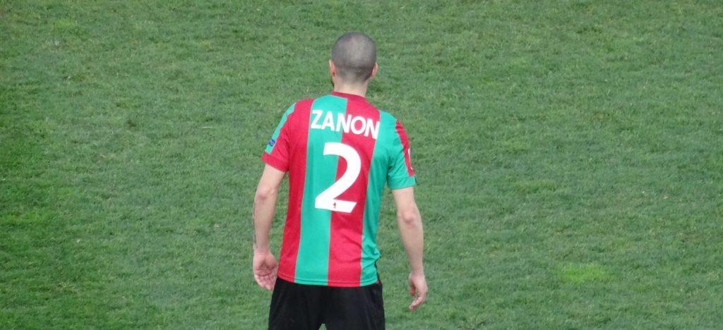 Calciomercato Ternana, interesse concreto del Perugia su Damiano Zanon
