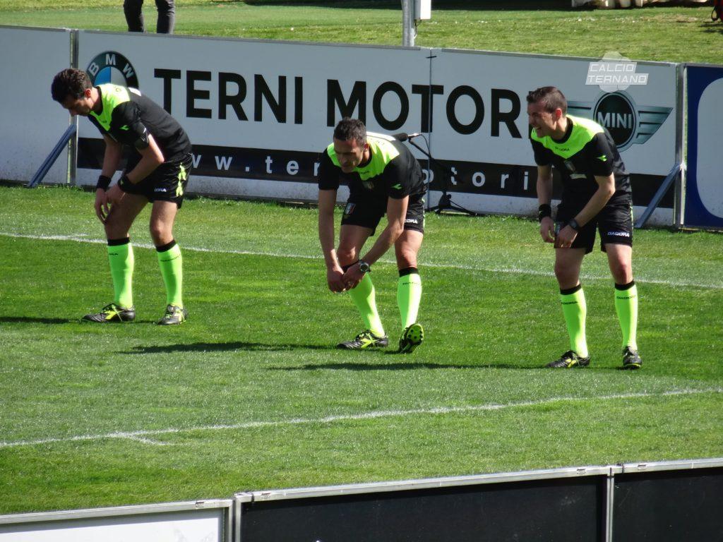 Lega Pro Girone B Monza-Ternana, designazione arbitrale per il match