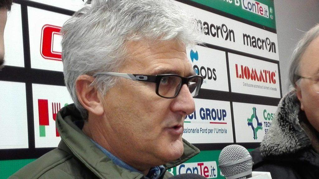 Ternana-Cittadella, Roberto Venturato 'Gare alla portata non esistono'